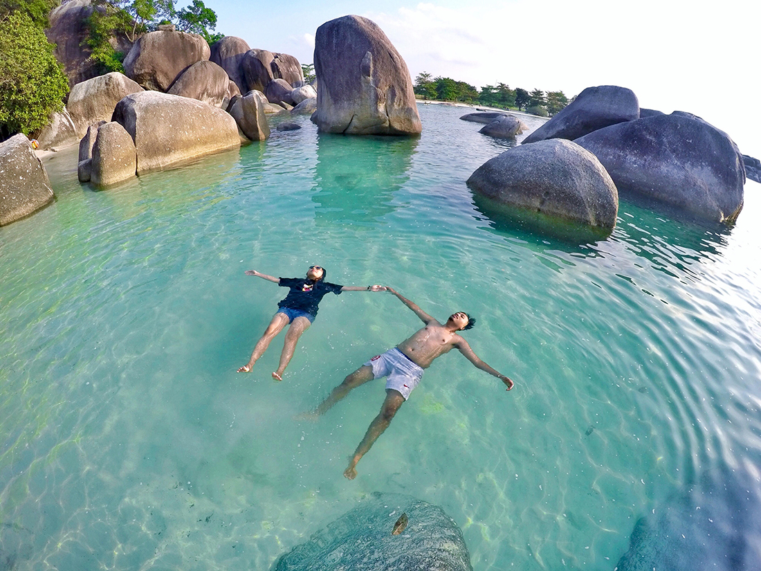 Paket Honeymoon Belitung 4D3N