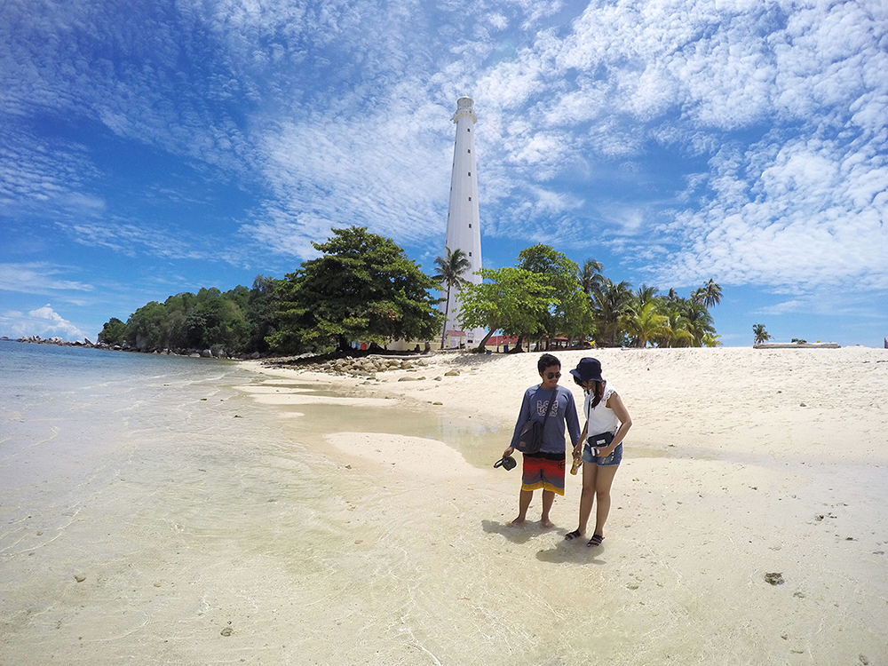 Paket Honeymoon Belitung 3D2N