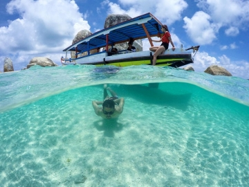 Paket Tour Wisata Belitung Murah 2020